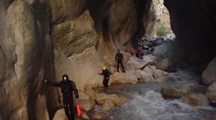 Canyoning-Grevena-Canyoning excursions near Grevena-5