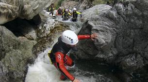 Canyoning-Marbella-Family friendly Guadalmina canyon near Marbella-5