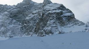 Ski touring-Monetier, Serre-Chevalier-Ski and snowboard touring in Monetier, Serre Chevalier-2