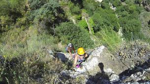 Via Ferrata-Marbella-Via ferrata Tajo de Ronda near Marbella-2