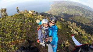 Parapente-Taormina-Tandem paragliding flight near Taormina, Sicily-4