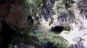 Canyoning-Marbella-Canyoning at Guadalmina Gorge near Marbella-2