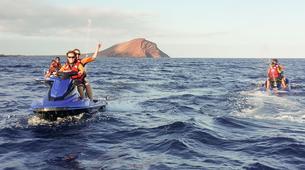 Jet Ski-El Médano, Tenerife-Jet ski rentals and excursions in Marina San Miguel near Las Galletas-2