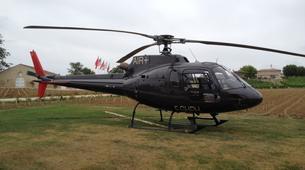 Helicoptère-Toulouse-Vol en Hélicoptère à Muret près de Toulouse-5