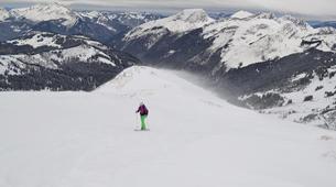 Ski touring-Châtel, Portes du Soleil-Backcountry skiing in Châtel, Portes du Soleil-3