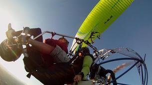 Paramotoring-Malaga-Tandem paramotoring flight near Malaga-4