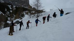 Ski touring-Monetier, Serre-Chevalier-Ski and snowboard touring in Monetier, Serre Chevalier-7