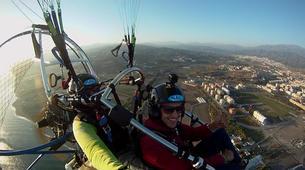 Paramotoring-Malaga-Tandem paramotoring flight near Malaga-5