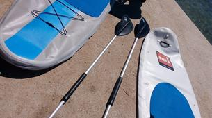 Stand up Paddle-Split-SUP rentals in Kaštel Kambelovac near Split-3