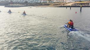 Jet Ski-El Médano, Tenerife-Jet ski rentals and excursions in Marina San Miguel near Las Galletas-4