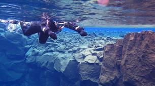 Snorkeling-Reykjavik-Snorkeling excursion in the Silfra Rift in Southern Iceland-1