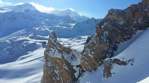 Ski Hors-piste-Val d'Isère, Espace Killy-Journée Ski et Snowboard Hors-Piste à Val d'Isère-1