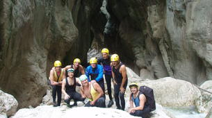 Canyoning-Grevena-Canyoning excursions near Grevena-1