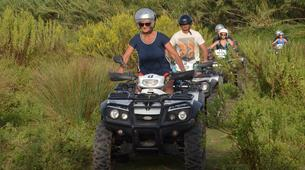 Quad-Ragusa-Quad excursions in the area of Passo marinaro, Sicily-2
