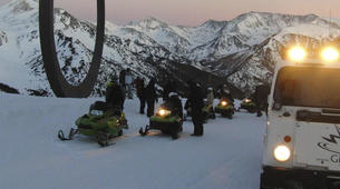 Snowmobiling-Ordino-Snowmobile excursions in Ordino, Andorra-6