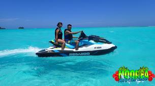 Jet Skiing-Moorea-Jet ski excursion in Opunohu & Cook Bays, Moorea Island-1