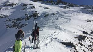 Backcountry Skiing-Les 7 Laux-Freeride skiing & snowboarding day trip in Les 7 Laux-3