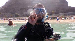 Snorkeling-Puerto Rico, Gran Canaria-Snorkeling excursion in Amadores Beach near Puerto Rico, Gran Canaria-4