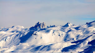 Backcountry Skiing-Val Thorens, Les Trois Vallées-Freeride skiing or snowboarding sessions in Val Thorens-1