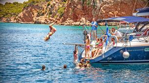 Sailing-Mykonos-7 days sailing trip from Mykonos to Santorini-5