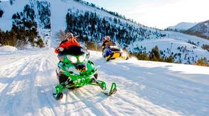 Snowmobiling-Andorra-Snowmobile excursions in Grau Roig, Andorra-5