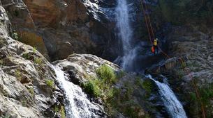 Canyoning-Parc national de l'Aspromonte-Barvi canyon in Aspromonte National Park-2