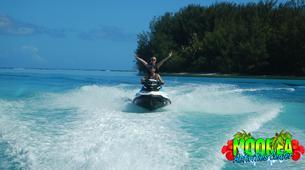 Jet Skiing-Moorea-Jet ski excursion in Opunohu & Cook Bays, Moorea Island-2