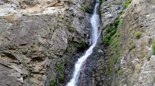 Canyoning-Parc national de l'Aspromonte-Upper Ferraina canyon in Aspromonte National Park-4