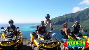 Quad-Moorea-Randonnées en Quad sur l'Île de Moorea-1