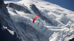 Parapente-Chamonix Mont-Blanc-Baptême de Parapente au-dessus de Chamonix-2