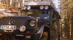 4x4-Grevena-Jeep excursion in Valia Calda, Pindos-3