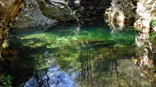 Canyoning-Parc national de l'Aspromonte-Upper Ferraina canyon in Aspromonte National Park-6