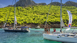 Sailing-Mykonos-7 days sailing trip from Mykonos to Santorini-1
