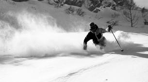 Backcountry Skiing-Les 7 Laux-Freeride skiing & snowboarding day trip in Les 7 Laux-2