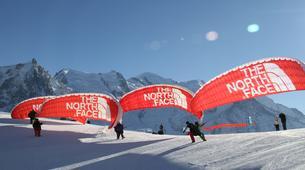 Parapente-Chamonix Mont-Blanc-Baptême de Parapente au-dessus de Chamonix-4