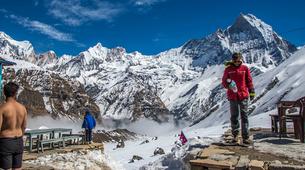 Hiking / Trekking-Kathmandu-Annapurna Base Camp trek from Kathmandu-6