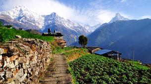 Hiking / Trekking-Kathmandu-Annapurna Base Camp trek from Kathmandu-1