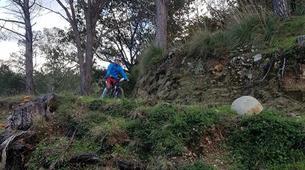 Mountain bike-Messina-Intermediate mountain bike excursions near Messina, Sicily.-2