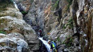 Canyoning-Parc national de l'Aspromonte-Barvi canyon in Aspromonte National Park-1