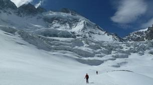 Ski touring-Chamonix Mont-Blanc-Haute Route ski touring from Chamonix to Zermatt (6 days)-1