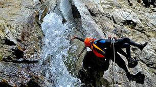 Canyoning-Parc national de l'Aspromonte-Upper Ferraina canyon in Aspromonte National Park-2