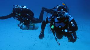 Scuba Diving-Athens-Boat dives for certified divers in Nea Makri, Athens-1