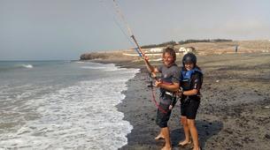 Kitesurfing-Costa Calma, Fuerteventura-Beginner kitesurfing courses in Matas Bay in Costa Calma, Fuerteventura-1