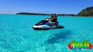 Jet Skiing-Moorea-Jet ski excursion in Opunohu & Cook Bays, Moorea Island-4