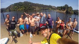 Stand up Paddle-Porto-Stand up paddling excursion on Douro River, Porto-5