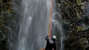 Canyoning-Parc national de l'Aspromonte-Upper Ferraina canyon in Aspromonte National Park-3