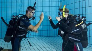 Scuba Diving-Paris-PADI Scuba Diver course near Paris-3