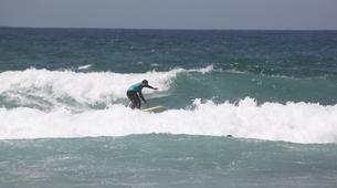 Surf-Lagos-Group surfing lessons in Praia da Luz, near Lagos-6