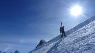 Ski touring-Chamonix Mont-Blanc-Haute Route ski touring from Chamonix to Zermatt (6 days)-2