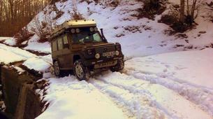 4x4-Grevena-Jeep excursion in Valia Calda, Pindos-2